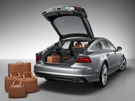 audi a7 boot audi a7 sportback joins audi malaysia s expanding line up