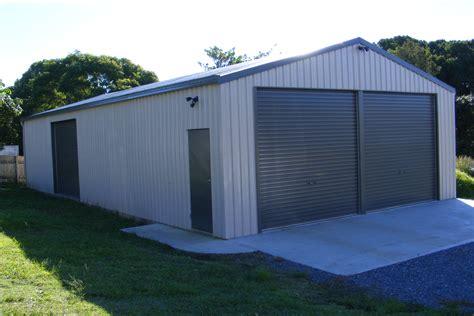Shed Roller Door by Sheds 105 Steel Sheds In Australia