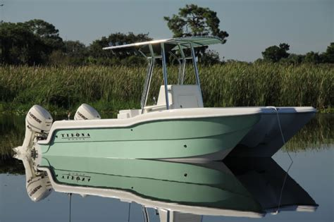 sea pro boats for sale near me 2010 tibona 20 twin 90hp e tecs the hull truth