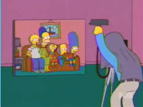 list of simpsons couch gags cutout couch gag simpsons wiki fandom powered by wikia