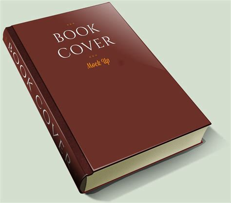 brown book pictures free book mockup psd by orantisiz on deviantart