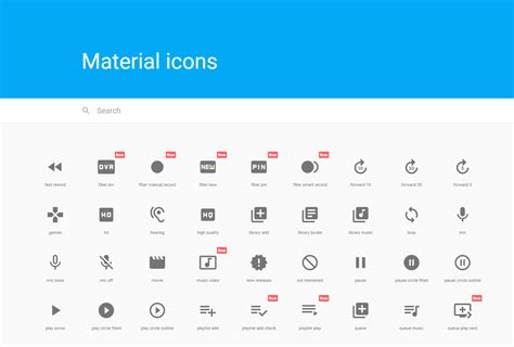 material design icon volume google rilascia nuove icone in material design beltenis