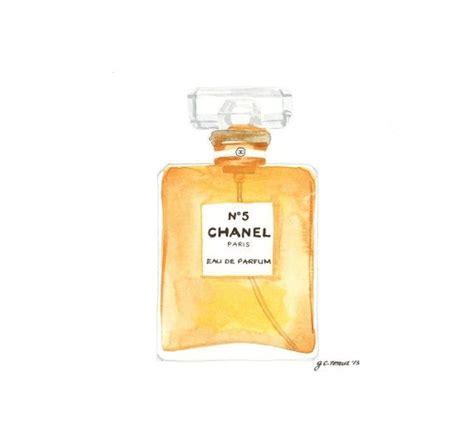 Parfum Chanel Nomor 5 chanel no 5 eau de parfum fragrance watercolor perfume