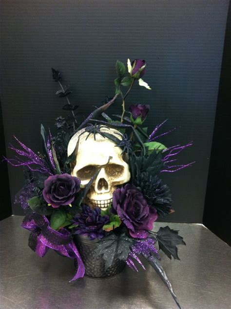 Best 25  Halloween flower arrangements ideas on Pinterest