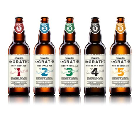 design label beer the importance of the perfect combination of color and