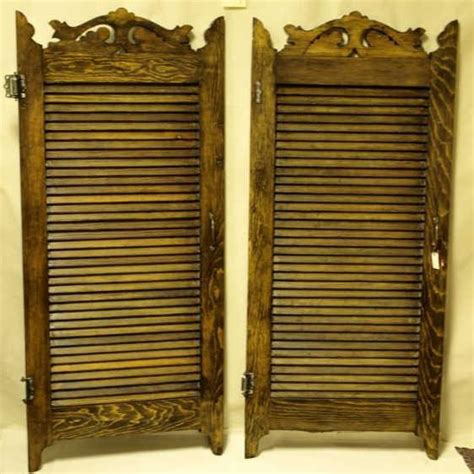 swinging doors for sale 19th century pair of swinging saloon doors