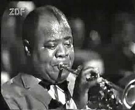 biography of jazz music louis armstrong hello dolly live youtube
