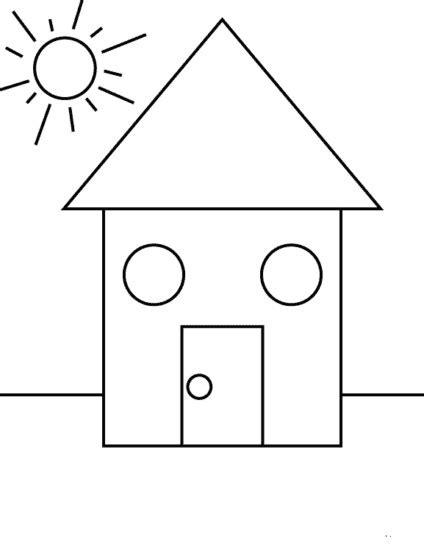 varias imagenes en una figura latex 100 figuras geom 233 tricas infantiles en dibujos para ni 241 os