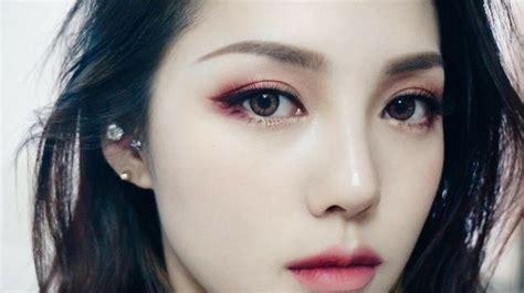 Bedak Yu Chun korean makeup looks prelo tips review