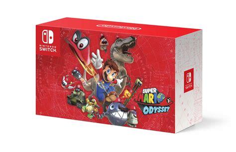 Murah Nintendo Switch Carrying Mario Odyssey Version Mario Odyssey Nintendo Switch Bundle Announced