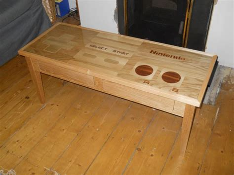 Nes Coffee Table For Sale Plans To Build Nes Controller Coffee Table Plans Pdf Plans