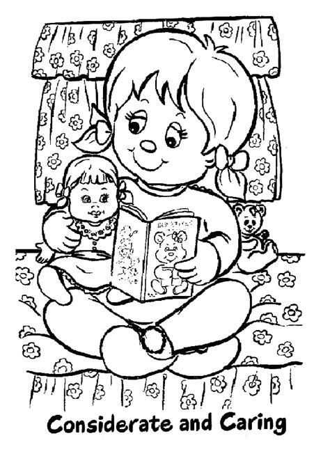 Caring Coloring Pages Az Coloring Pages Caring Coloring Pages