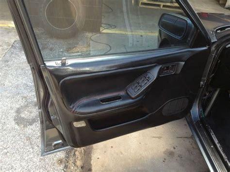 accident recorder 1995 mazda protege instrument cluster find new 1990 mazda protege 4wd sedan 4 door 1 8l in green cove springs florida united states