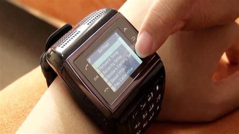 zegarek telefon czterozakresowy band gsm youtube