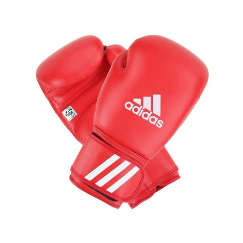 Adidas Aiba Approved Boxing Glove Pack 1 Red 1 Blue Boxing Gloves