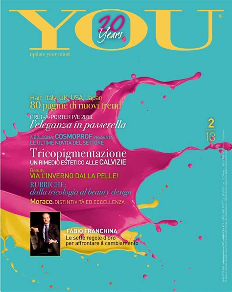Be You 02 issuu you 02 2013 by parrucchieria