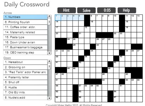 usa today crossword nov 21 puzzles weather alerts announcementsthe cornwall free