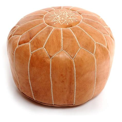 maroc ottoman 25 best ideas about moroccan pouf on poufs