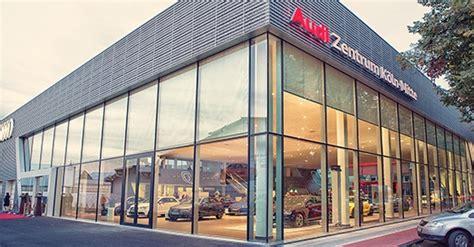 Audi Vertragswerkstatt M Nchen by Audi Zentrum K 246 Ln Mitte Stilpunkte