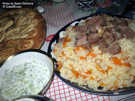 uzbek cuisine food uzbekistan pictures uzbek cuisine