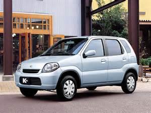 Suzuki Kie Suzuki Kei Technical Specifications And Fuel Economy