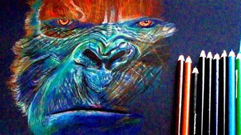 Kong Skull Island Drawing