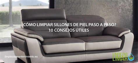 limpieza de sofas de piel 191 c 243 mo limpiar sillones de piel 10 consejos de nuestros