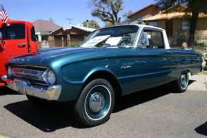 Ford Falcon Ranchero 1961 Ford Falcon Ranchero