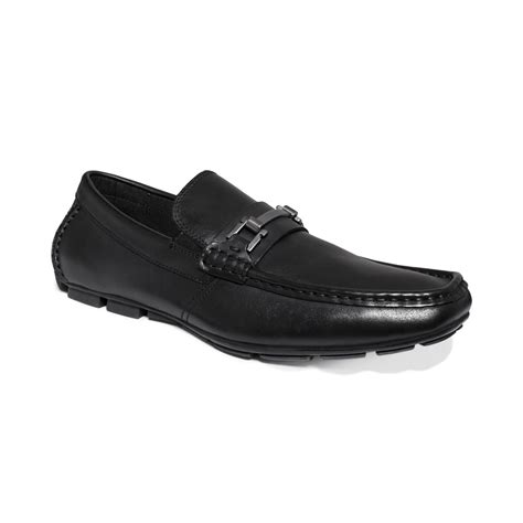 kenneth cole loafer kenneth cole reaction heavy traffic bit loafers in black