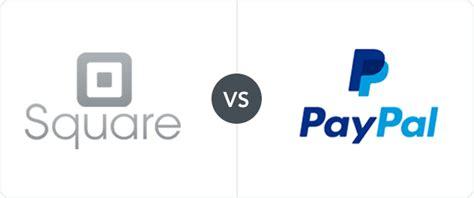 Vs Square square vs paypal here