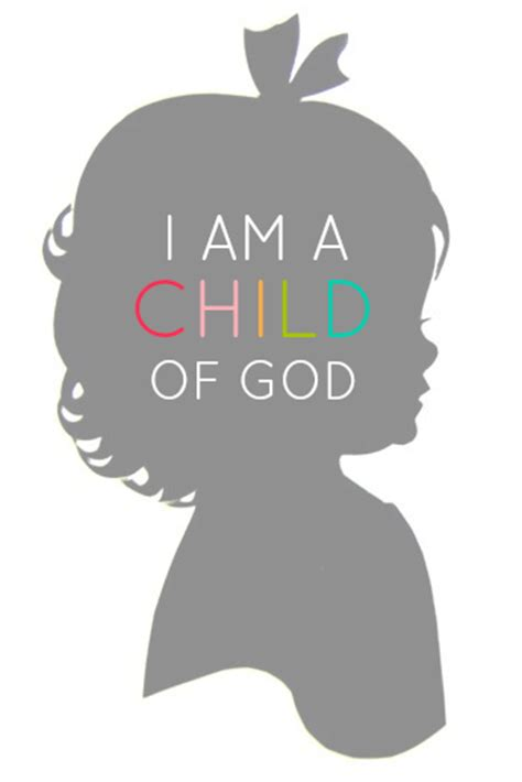 child of god all things bright and beautiful i am a child of god