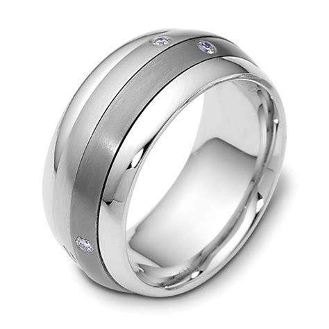 s 18k white gold titanium and band 450