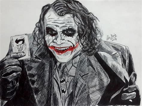 imagenes a lapiz del joker mas dibujos mios joker chizzo nena taringa