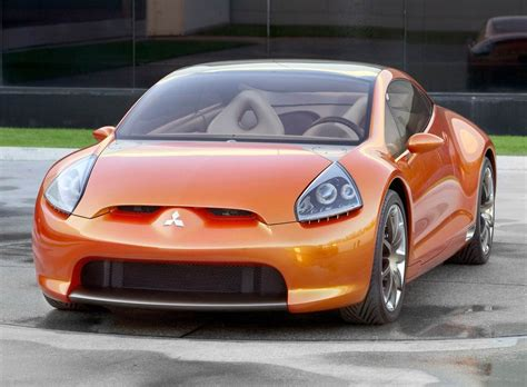 2004 Mitsubishi Eclipse Concept E Review Top Speed