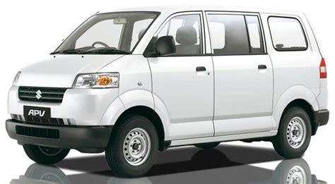 Suzuki Vans Suzuki Apv 18 990 Data Details Specifications