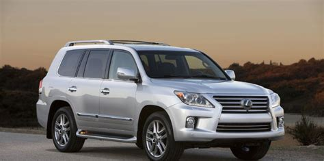 2012 lexus lx570 2012 lexus lx570 new look more tech and lower price