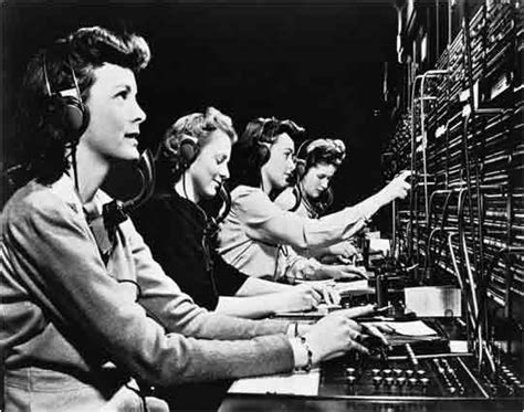 Switch Bor Switchboard Operator