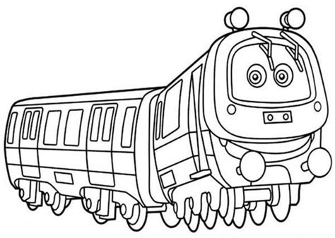 Chuggington Coloring Pages Coloring Home Chuggington Coloring Pages