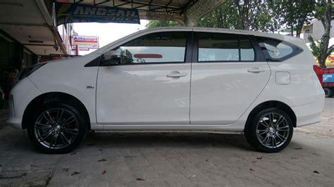 Mobil Toyota Calya kumpulan modifikasi mobil toyota calya 2017 modifikasi