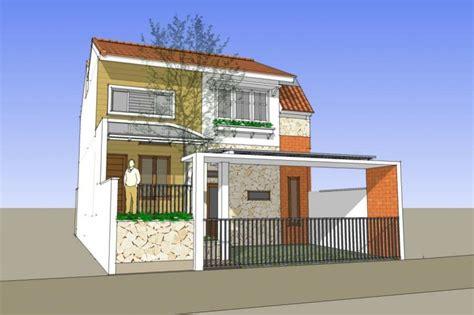 desain rumah nyaman sehat alami rumah dijual dirancang arsitek 5 rumah dengan 5 desain