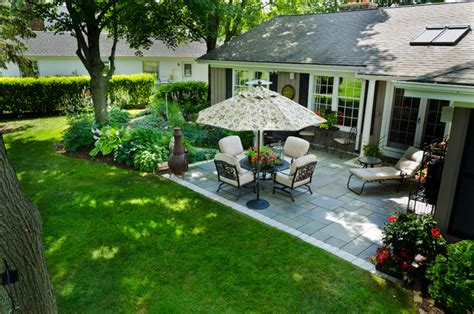 Fairways Grill Patio by Fairway Overlook Traditional Patio Milwaukee By