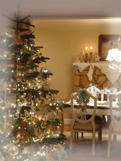 christmas home notes from a cottage industry 2007 virtual holiday home tour
