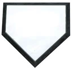 home plate baseball home plate hollywood mlb clipart best clipart best