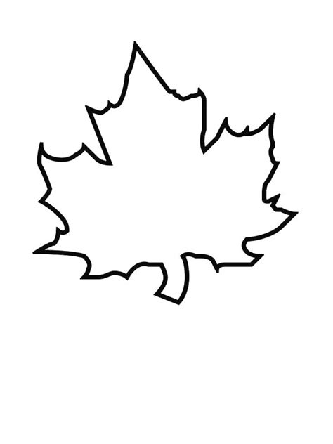 coloring page of a leaf kids n fun com 39 coloring pages of leaves