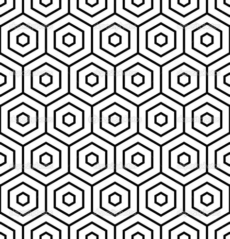 interrupt design pattern hexagons texture seamless geometric pattern stock