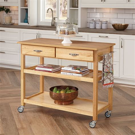 2018 top 10 best mobile kitchen carts centers islands