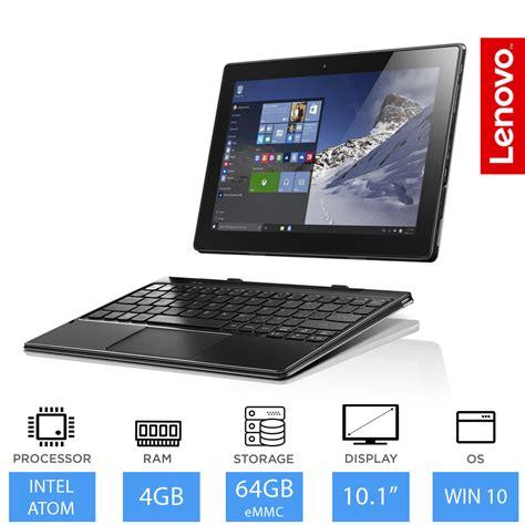 Tablet Lenovo Ram 4gb lenovo ideapad miix 310 10 1 inch 2 in 1 tablet with