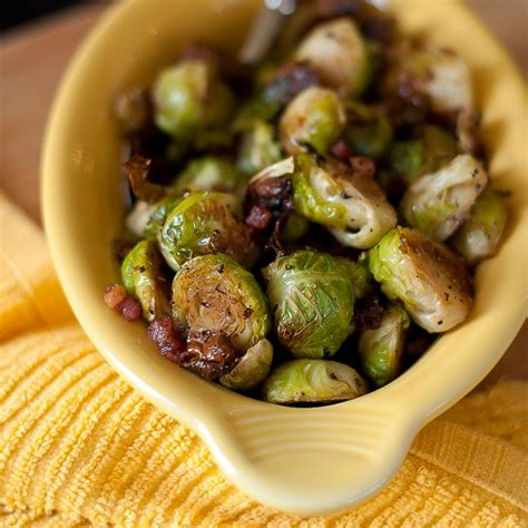ina garten brussel sprouts pancetta roasted brussels sprouts a muse in my kitchen