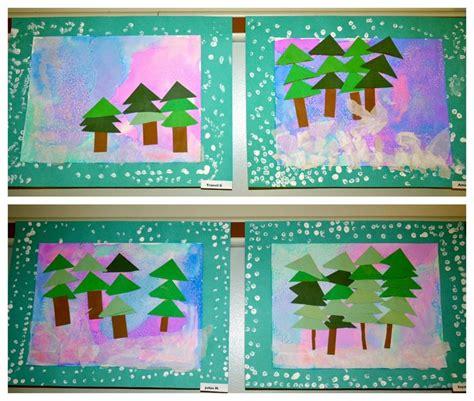 Landscape Lesson For Kindergarten 268 Best Winter Lessons Images On