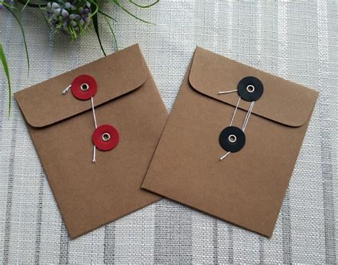 Make Paper Cd Sleeve - custom make kraft paper cardboard cd dvd jewelry gift